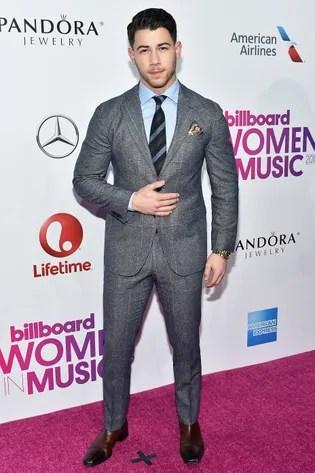 WHO: Nick Jonas