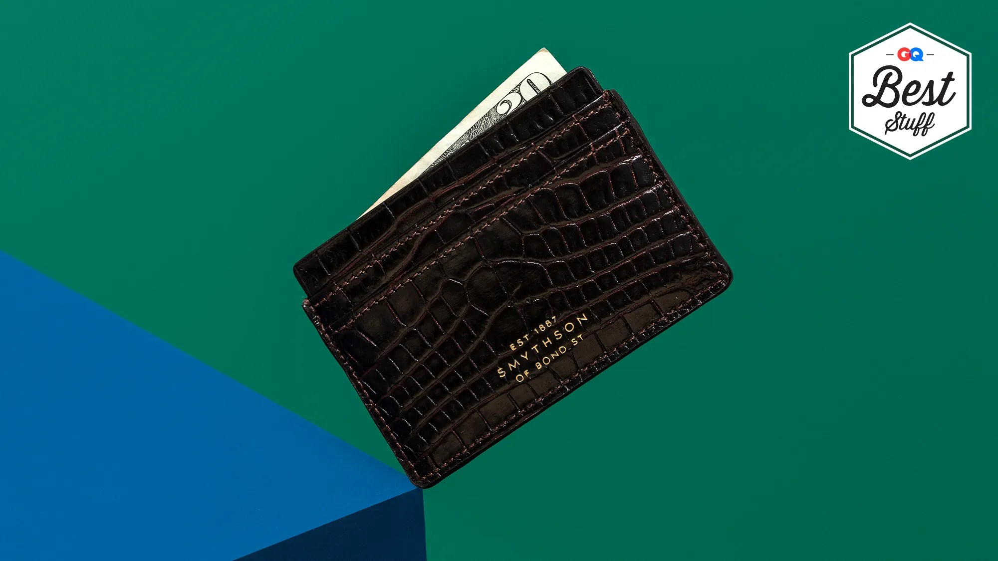 The Best Card Holders To Solve Your Bulky Wallet Problems for Good  GQ