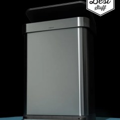 Trash Cans Kitchen Counter Top Table Sets The Best Can For Your Not Trashy Gq