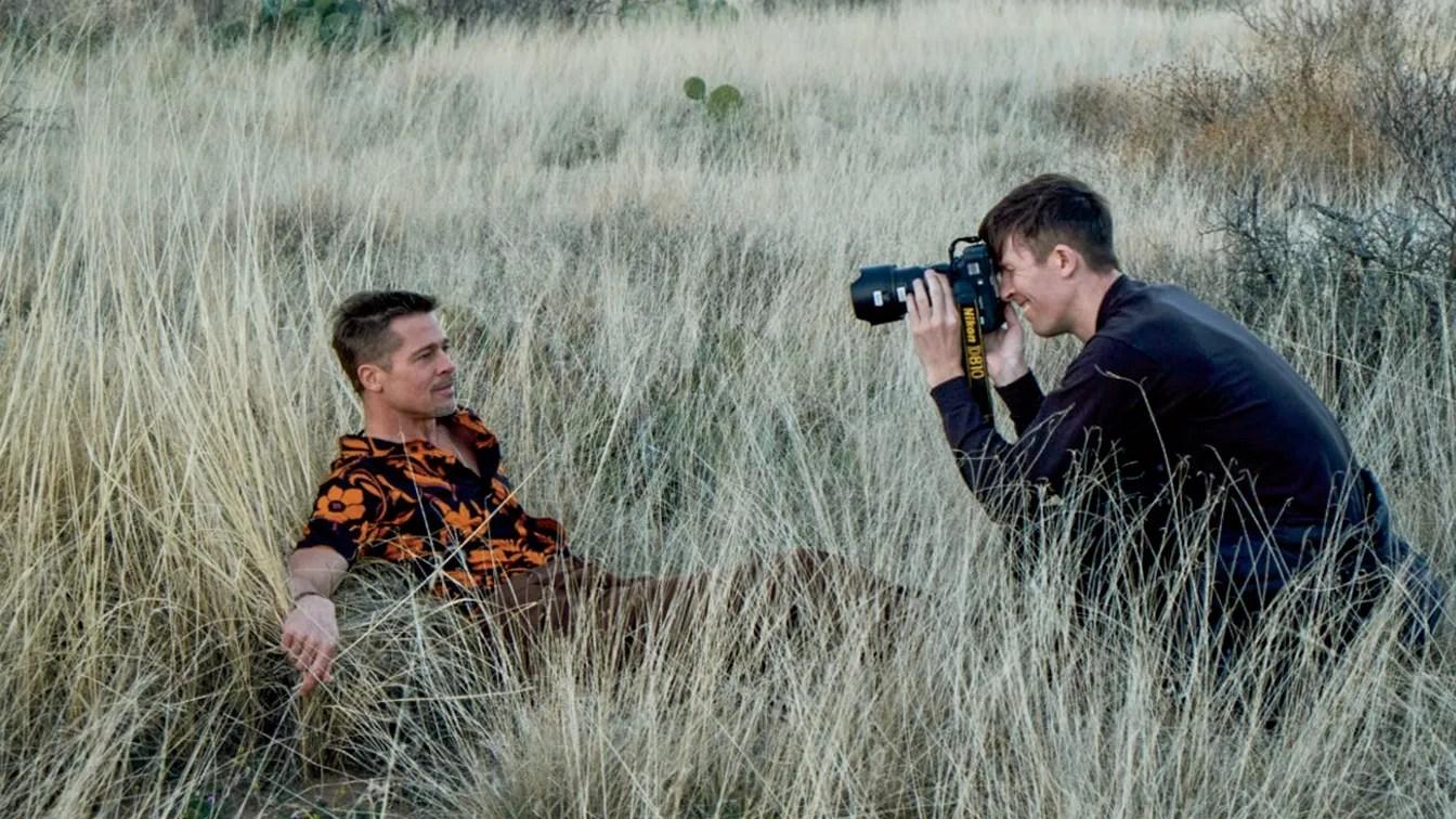 Inside Brad Pitts GQ Style Cover Shoot  GQ