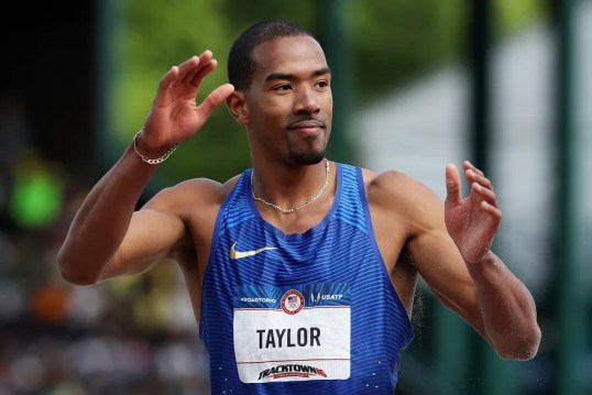 Image result for Christian Taylor