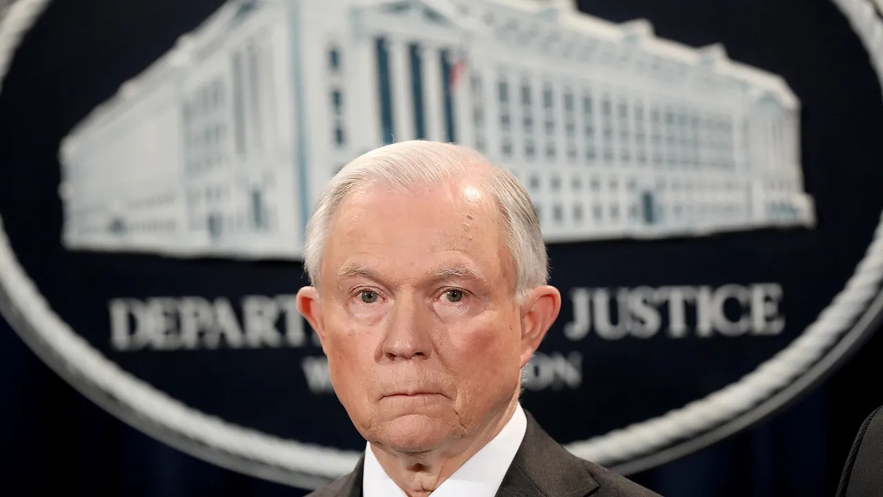 Jeff Sessions Reason For Rebooting The Discriminatory War