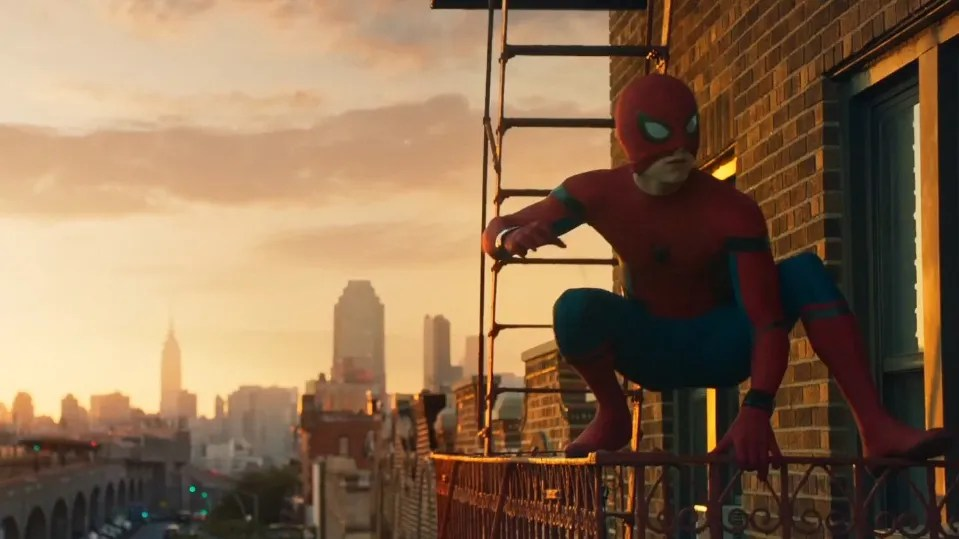 review spider man homecoming