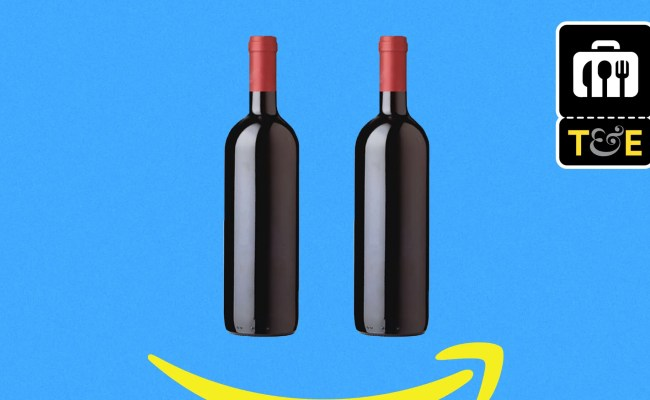 Why You Shouldn T Buy Your Wine From Amazon Gq