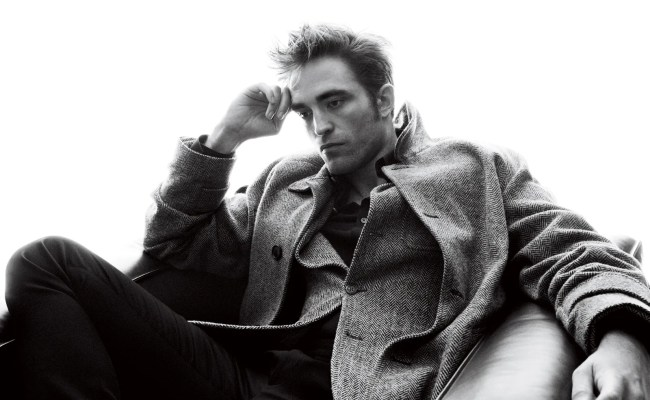 Robert Pattinson On Gq S Cover On Escaping The Paparazzi
