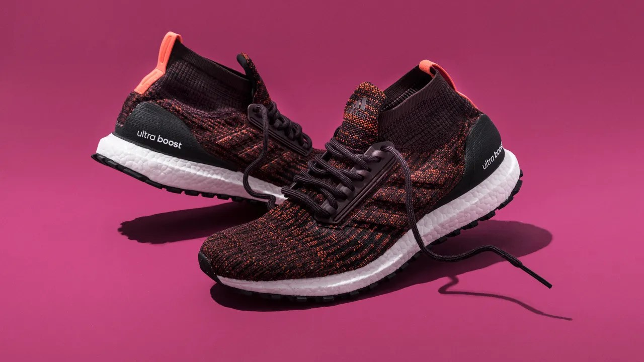Adidas Ultra Boost Sneakers Are Now Your Favorite All