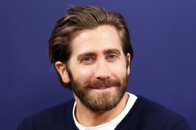 let's all take a moment to appreciate jake gyllenhaal's hair