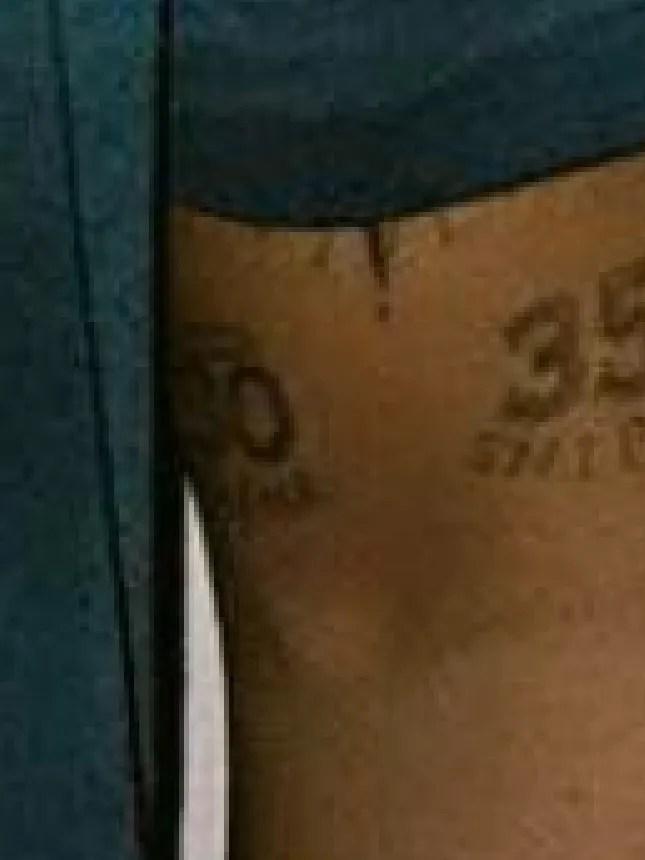 Drake Steph Curry Tattoo : drake, steph, curry, tattoo, Looks, Drake, Steph, Curry, Kevin, Durant, Tattoos