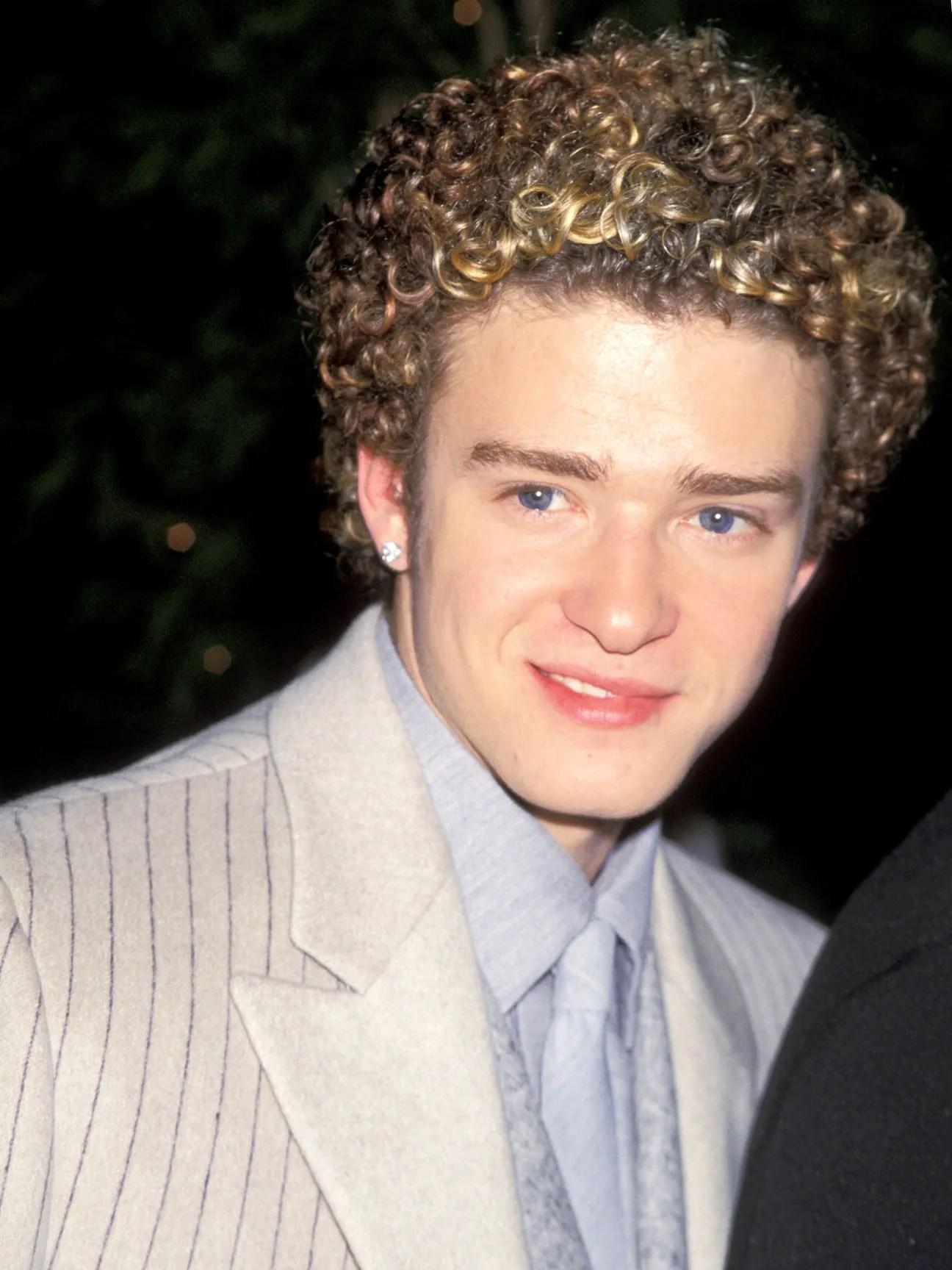 Justin Timberlake Ramen Hair : justin, timberlake, ramen, Justin, Timberlake, Survived, Frosted, Became, Grooming, Legend