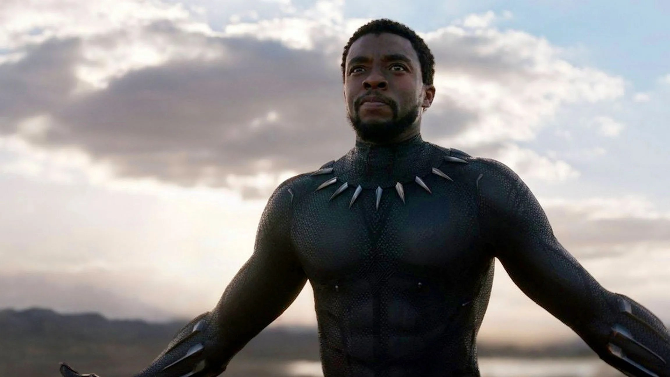 How To Get Chadwick Bosemans Black Panther Haircut And
