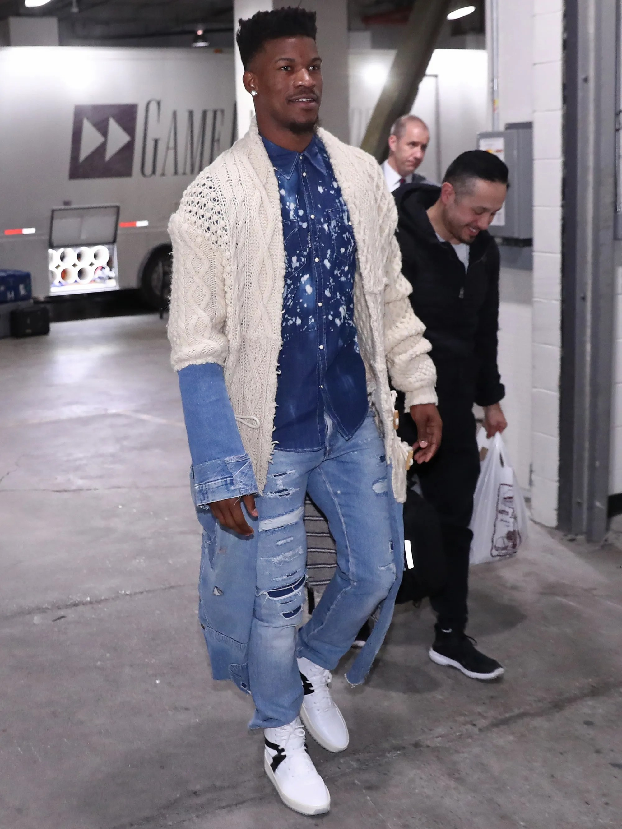 The Best and Craziest PreGame Fits of the 201718 NBA