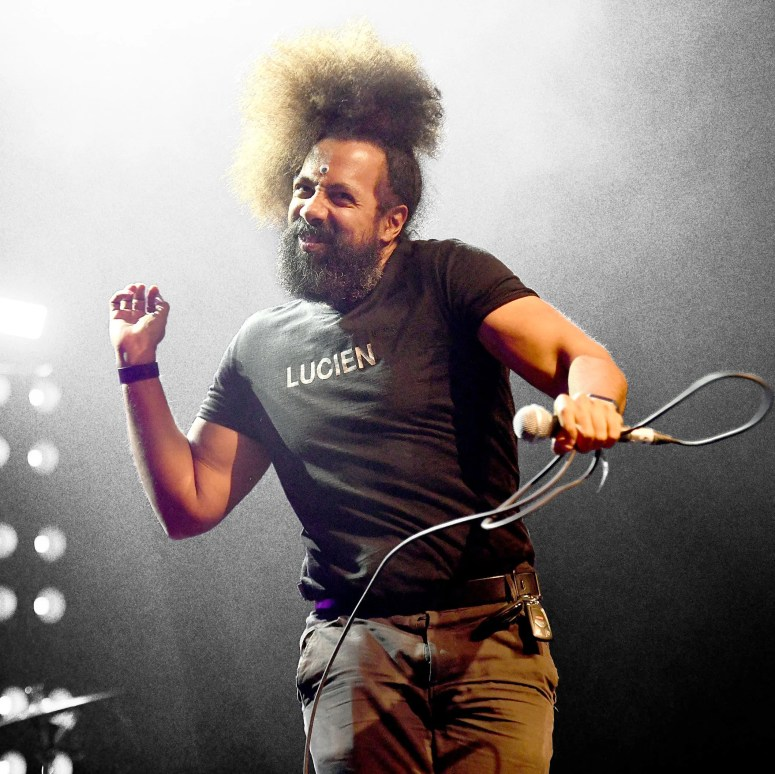 The Real-Life Diet of Reggie Watts, Who Is Very Funny and Very Ripped | GQ