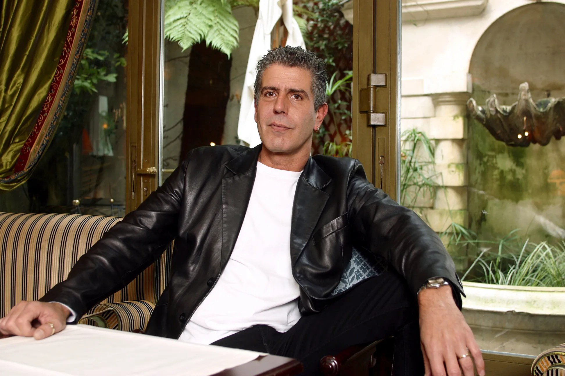 anthony bourdain was the