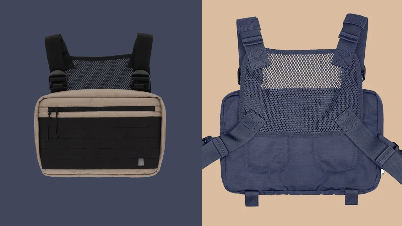 The Alyx Chest Rig Is the Tactical Streetwear ManBag of Your Dreams  GQ