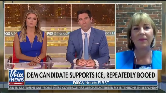 Fox News Hosts Slowly Realize They Booked Wrong Guest For Pro Ice Segment
