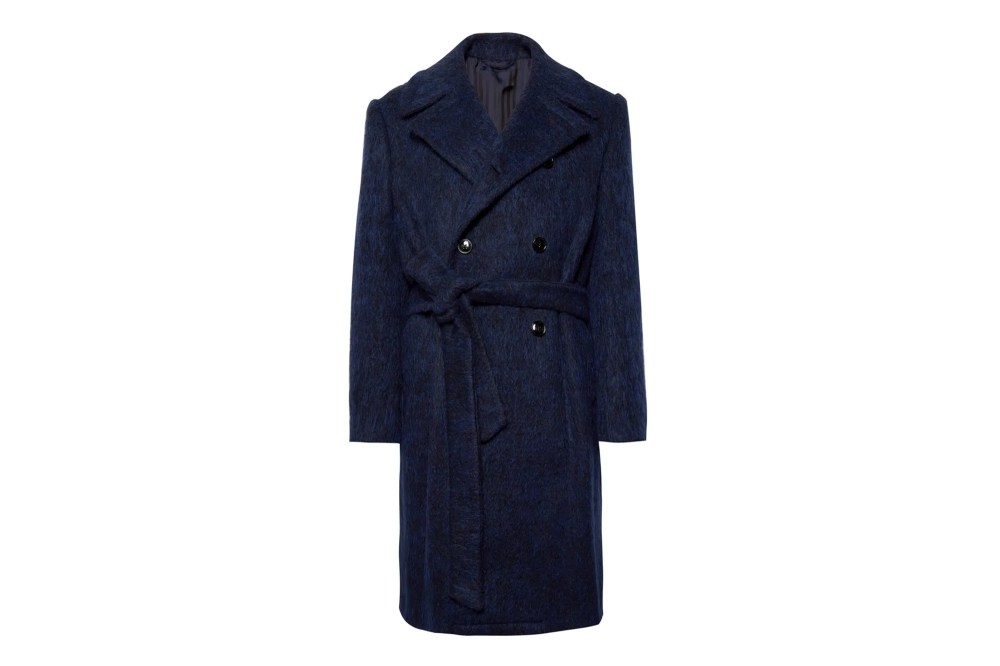 MP Massimo Piombo double-breasted coat