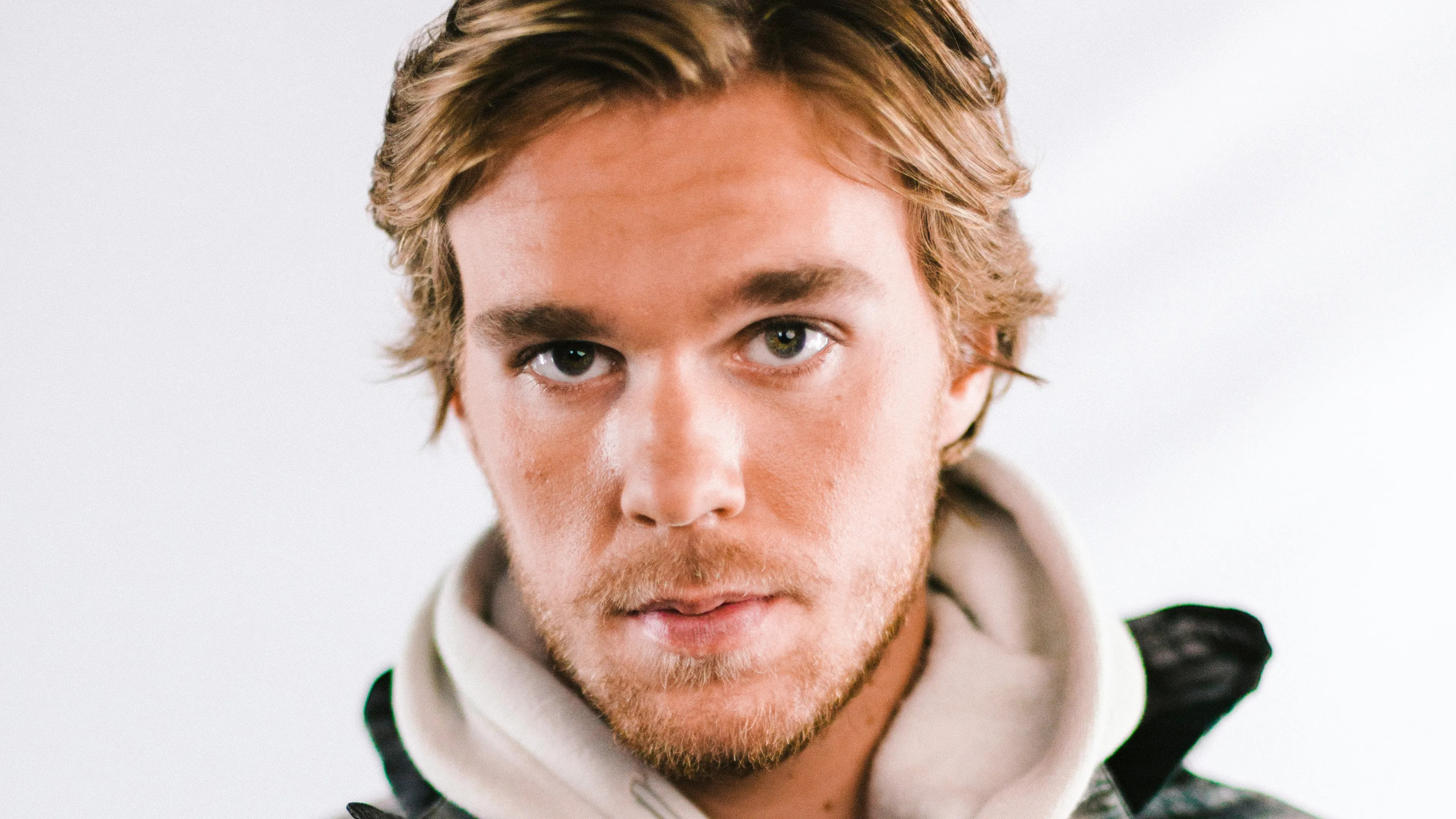 Connor McDavid Is Done Being Chirped At GQ