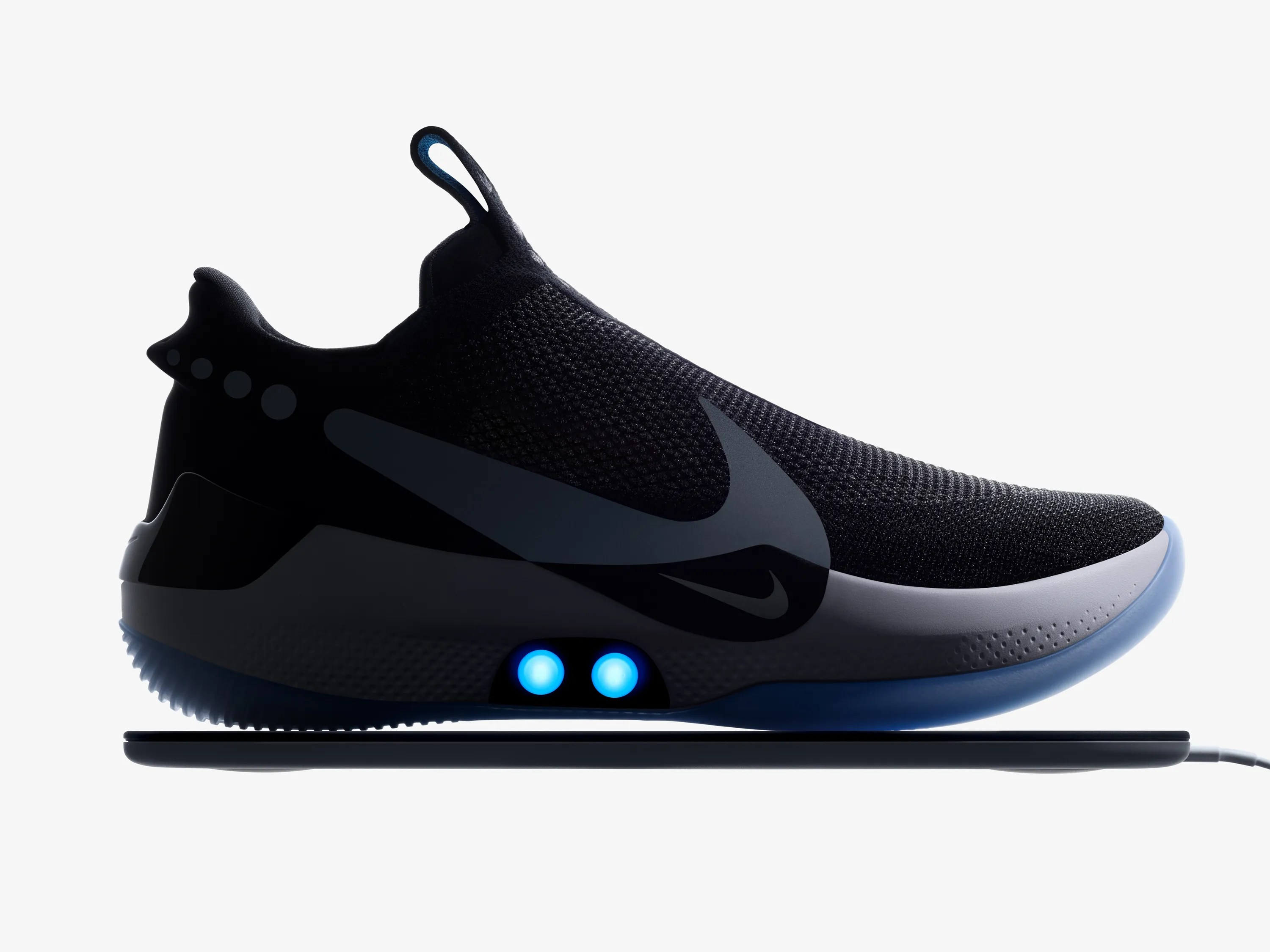 The Nike Hyperadapt Bb Is Laceless Reasonably Priced And