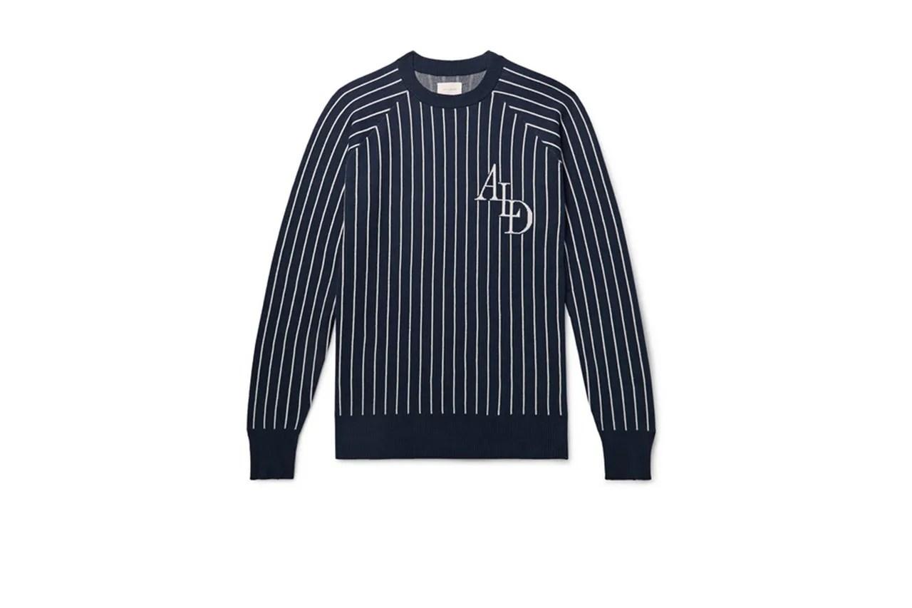 Aime Leon Dore cotton sweater