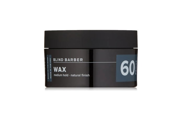 Blind Barber pomade