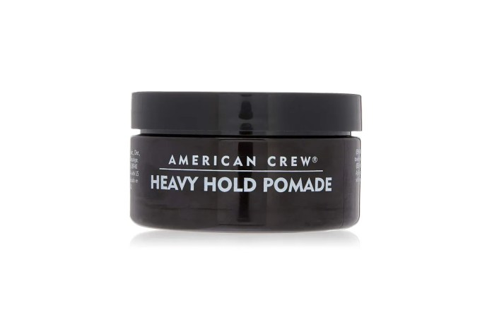 American Crew high hold pomade