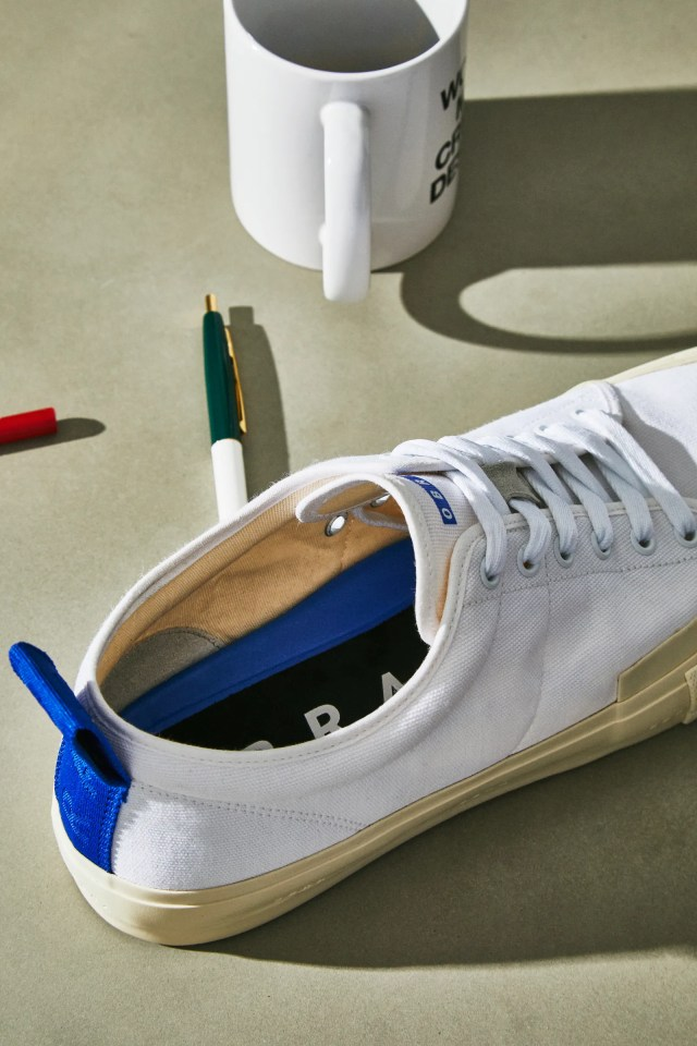 Obra Makes Socially Conscious Sneakersand They're RunningShoe Comfy Too