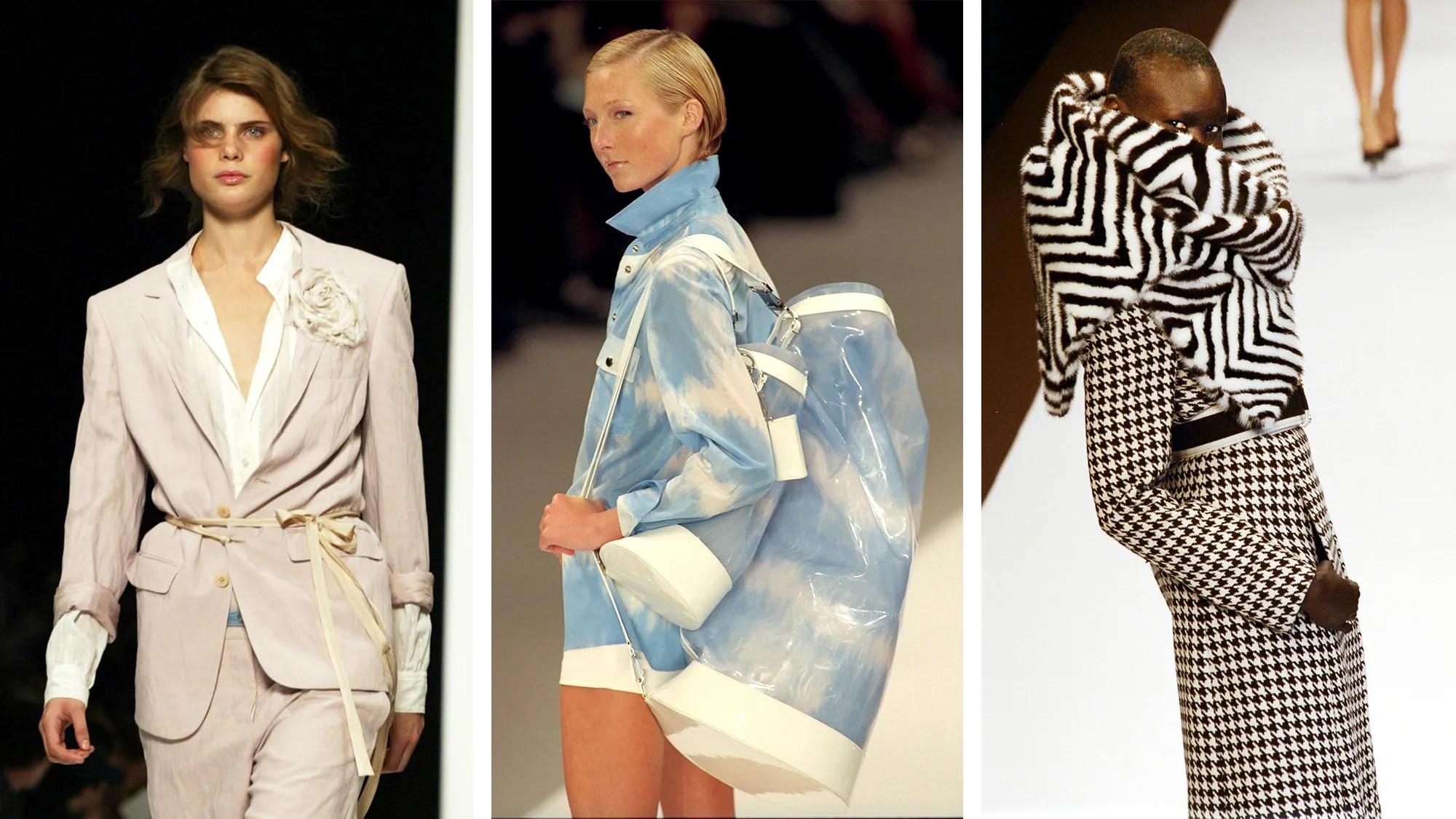 why vintage designer clothes