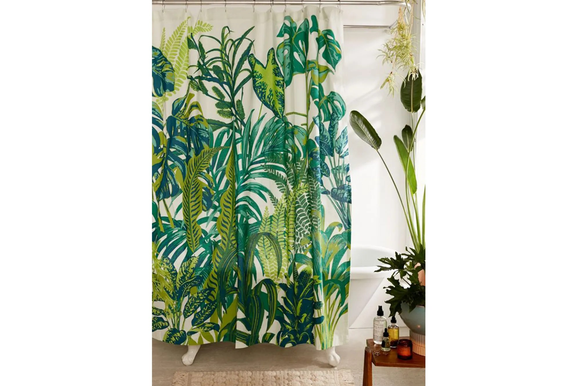 The Best Shower Curtains Are Big Loud And Way Over The Top