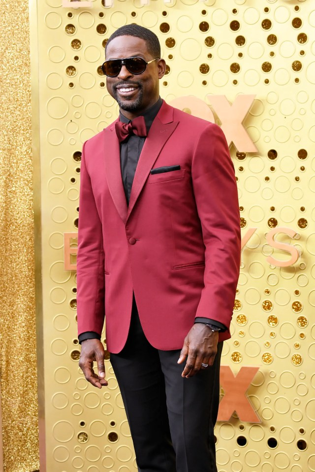 LOS ANGELES CALIFORNIA  SEPTEMBER 22 Sterling K. Brown attends the 71st Emmy Awards at Microsoft Theater on September 22...