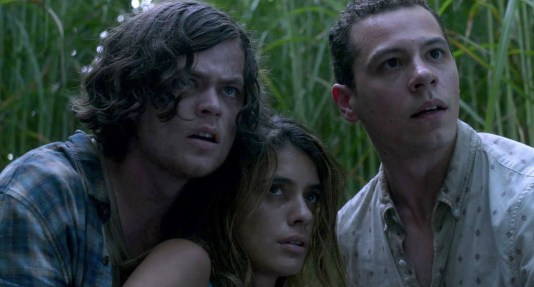 Image result for scenes from in the tall grass
