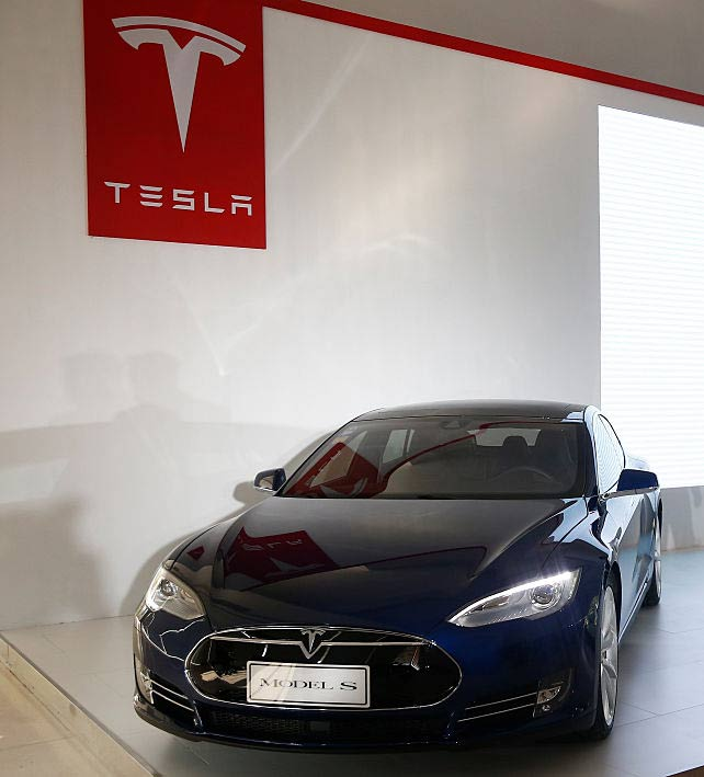 self-driving cars from Tesla. Google and Uber - GQ India