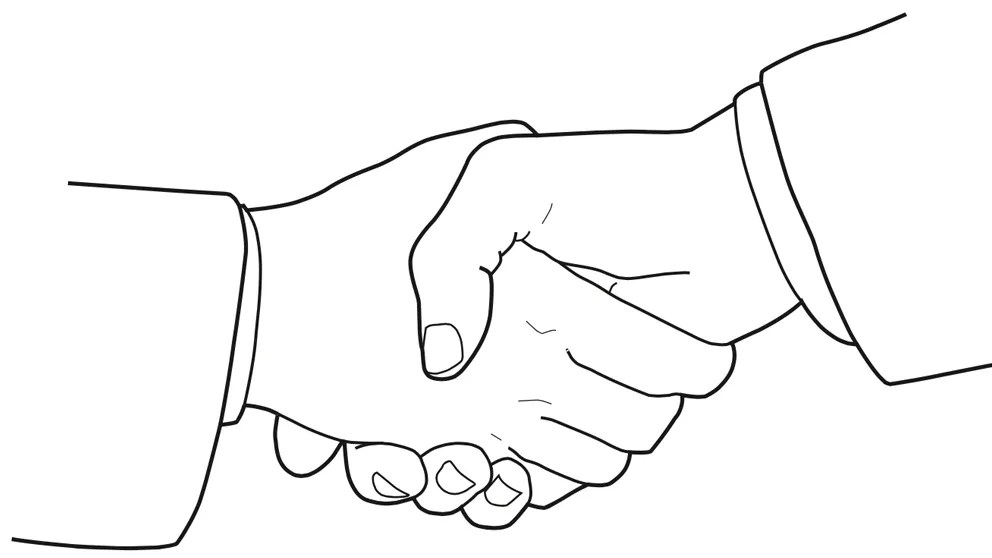 5 conseils pour bien serrer les mains