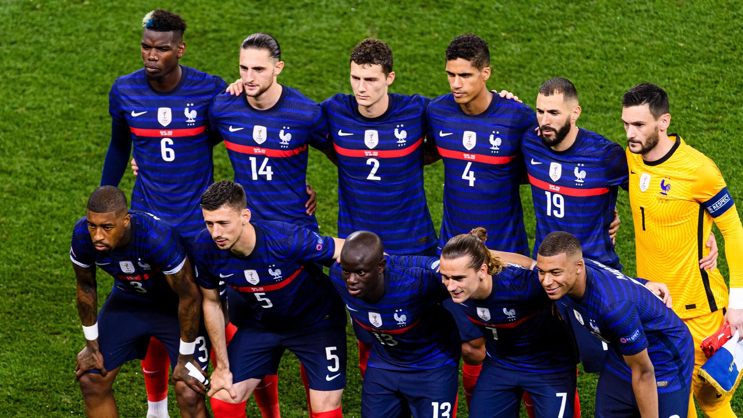 Équipe De France Euro 2021 . Apres L Euro 2021 Quels Seront Les Prochains Matchs De L Equipe De France Gq France