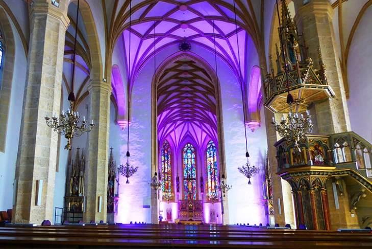 Stadtpfarrkirche Graz   Wissenswertes zur Kirche in der Herrengasse