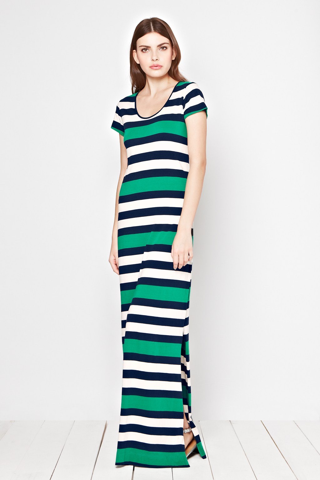 Great Plains Jolly Roger Maxi Dress