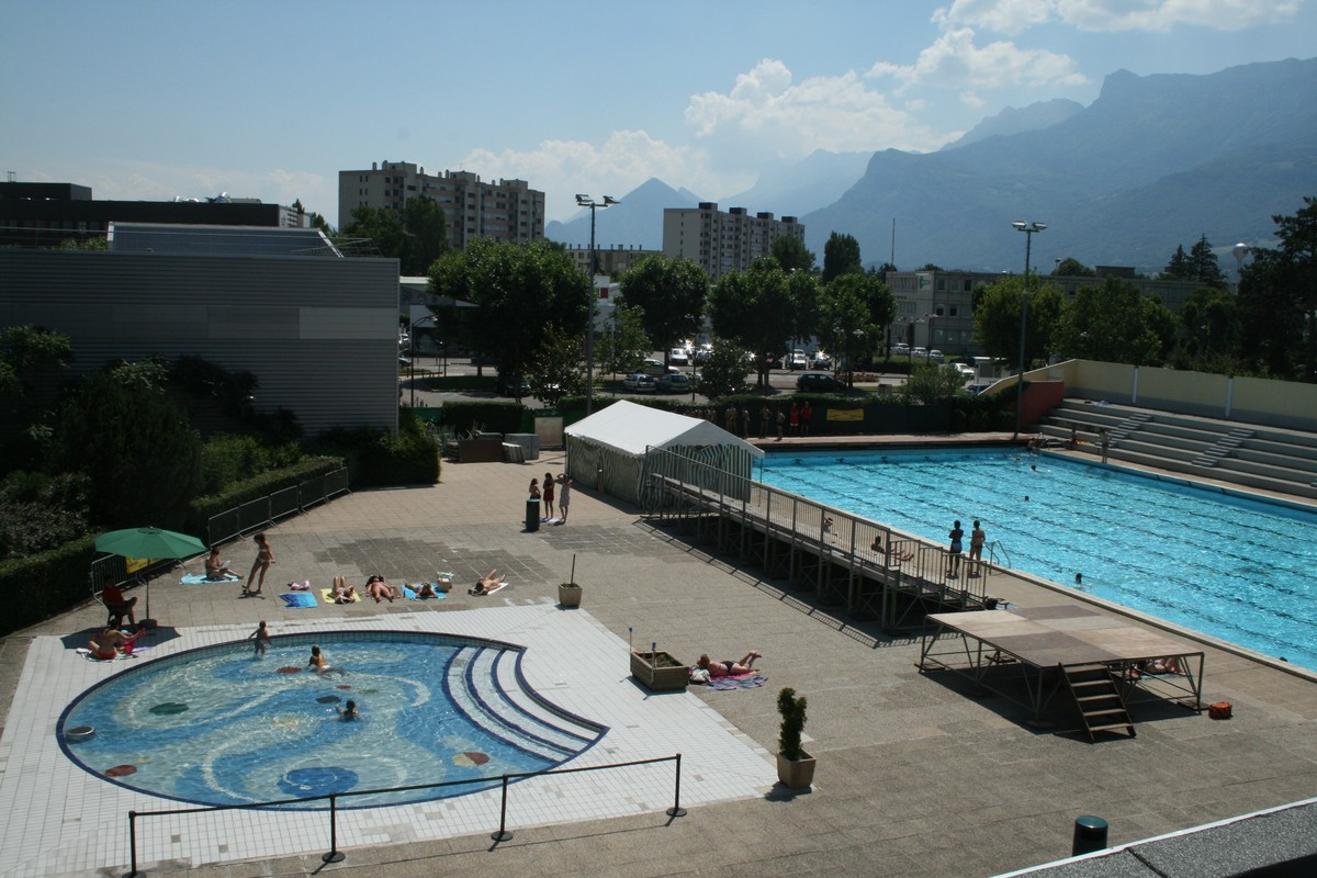 Stade Nautique dEchirolles  Grenoble France