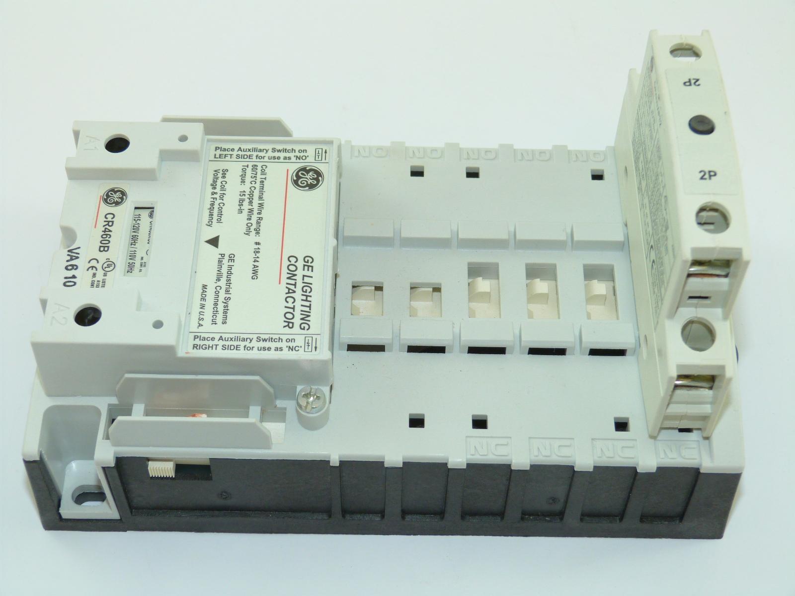ge lighting contactor wiring diagram electron dot for c cr460b diagrams repair