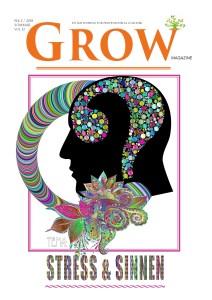 GROW magazine vol 12 - nr 3/2018 - Tema: Stress & Sinnen