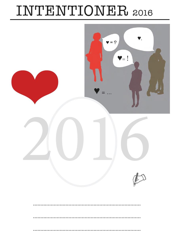 Bild: Intentioner för det nya året