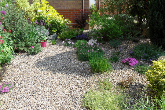 What Is A Gravel Garden Ideas For A Landscape Gravel Garden River