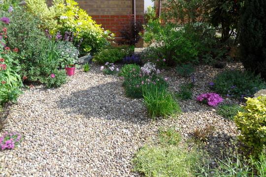 What Is A Gravel Garden Ideas For A Landscape Gravel Garden River