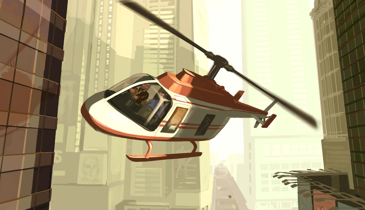 Gta Iv Wallpaper Girl Grand Theft Auto Iv Artwork Official Art Illustrations