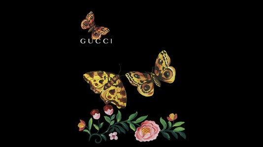 Harry Styles Fall Wallpaper Gucci Garden Screensaver Gucci Official Site United States
