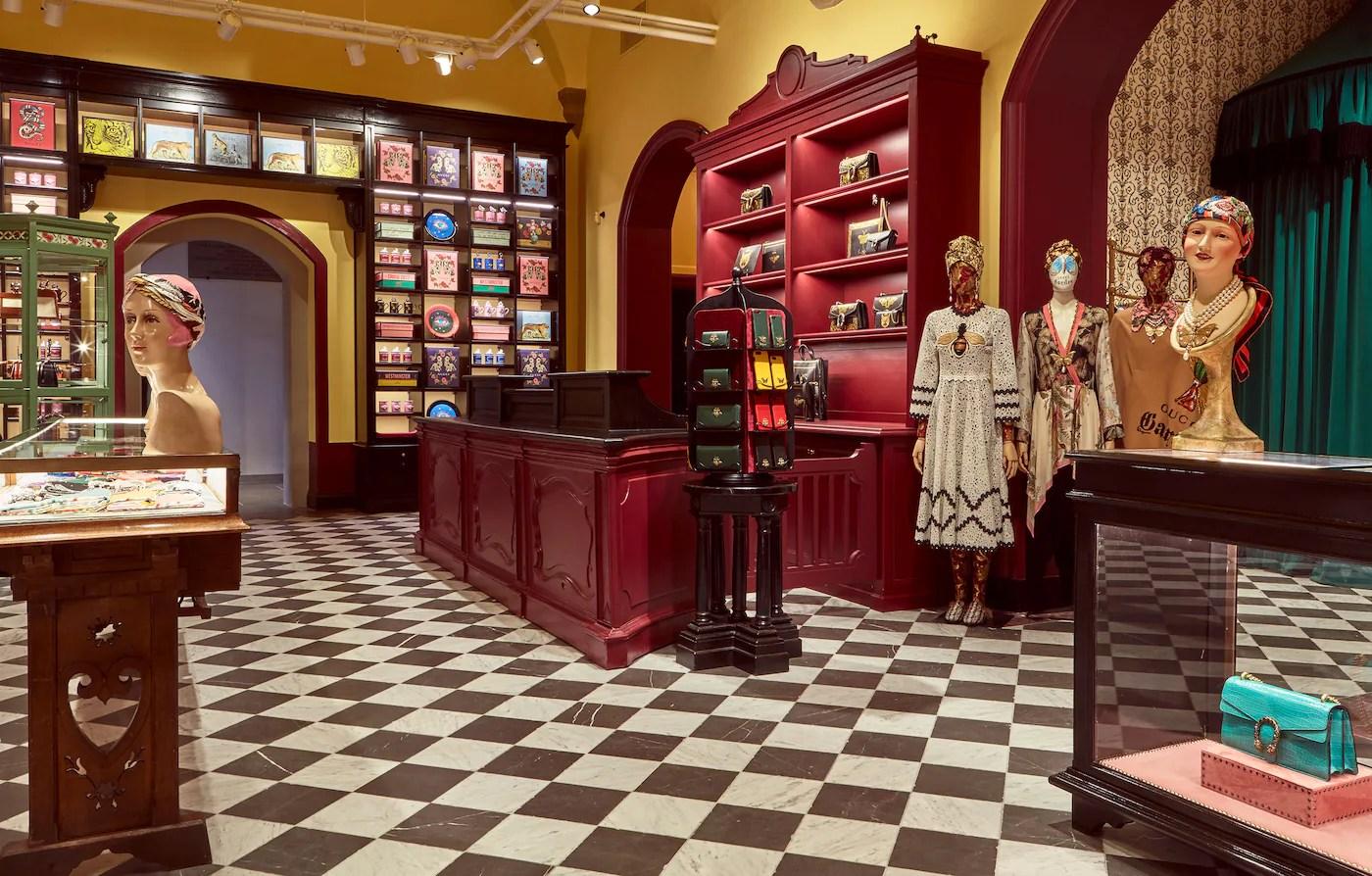 La Firma inaugura Gucci Garden  Gucci Stories