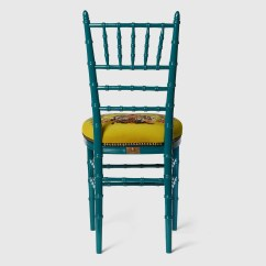 Chiavari Chairs China Ball Chair For Back Pain With Embroidered Tiger Gucci