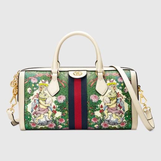 Gucci 〔ヒグチユウコ〕 日本限定 コレクション ミディアム トップハンドルバッグ Detail 2