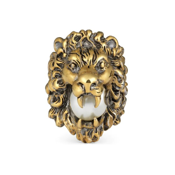 rings chic item gold charm fashion alloy cute women party girls crystal color jewely for tiger