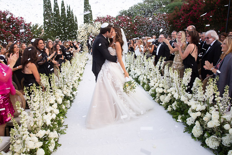 Inside The Luxe Beverly Hills Wedding Where Jennifer Lopez