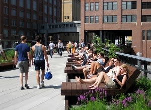 Where To Sunbathe In New York