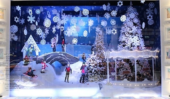 From Bergdorf39s To Macy39s NYC39s Top Holiday Window Displays